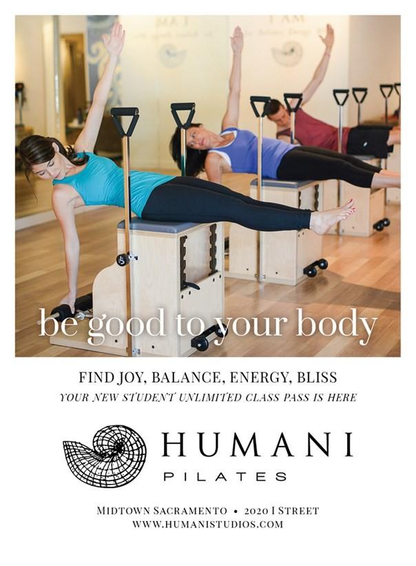 humani pilates
